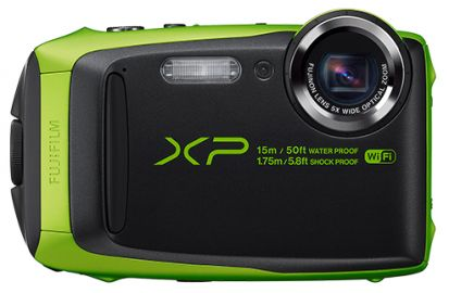 FujiFilm FinePix XP90 zielony