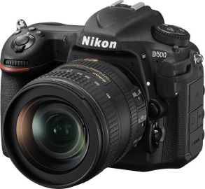 Nikon D500 + AF-S DX 16-80VR