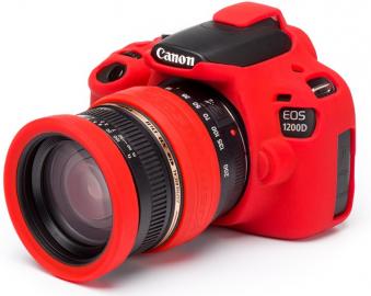 EasyCover osłona na obiektyw dla 72 mm czerwona