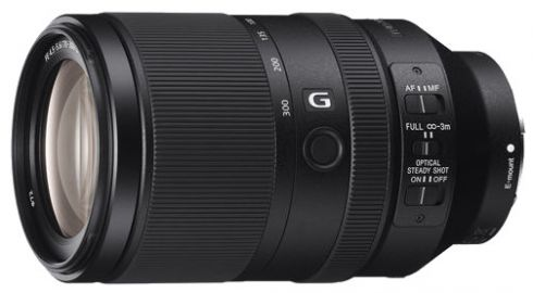 Sony 70-300 mm f/4.5-f/5.6 G OSS (SEL70300G.SYX) / Sony FE