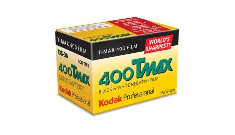 Kodak PROFESSIONAL T-MAX 400  5x120