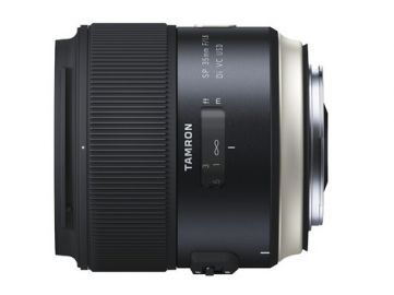 Tamron SP 35 mm f/1.8 Di VC USD / Canon