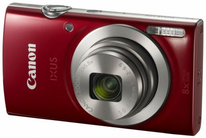 Canon IXUS 175 czerwony