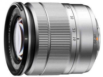 FujiFilm Fujinon XC 16-50 mm f/3.5-5.6 srebrny