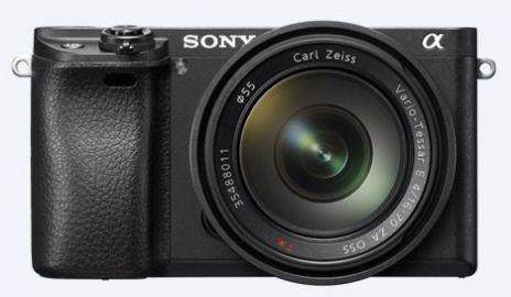 Sony A6300 + ob. 16-50 (ILCE6300LB) czarny