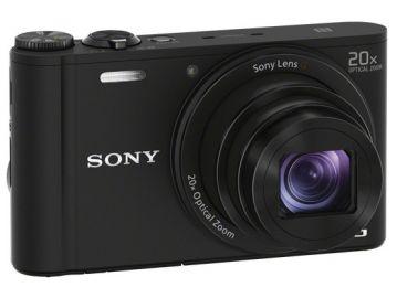 Sony DSC-WX350 czarny