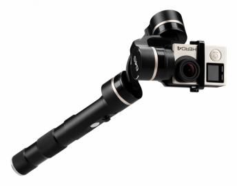 FeiYu Tech G4S gimbal ręczny (stabilizator) + pilot + wysięgnik