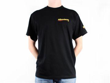 Nikoniarze.pl - koszulka z logo / rozm. S