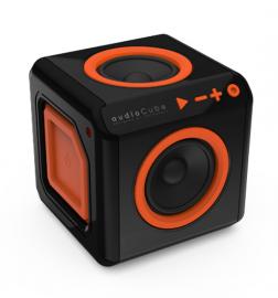 allocacoc bezprzewodowy audioCube Portable czarny