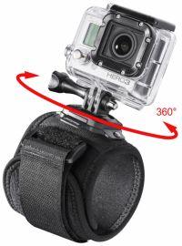 Mantona Uchwyt na rękę 360 stopni dla GoPro