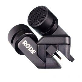 Rode i-XY, profesjonalny mikrofon do iPhone, iPad ze złączem Lightning