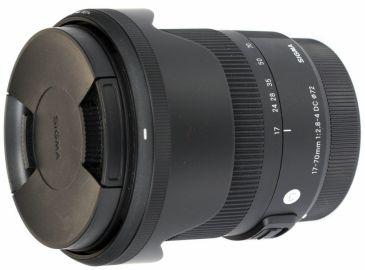 Sigma C 17-70 mm F2.8-F4.0 DC MACRO OS HSM / Canon - powystawowy