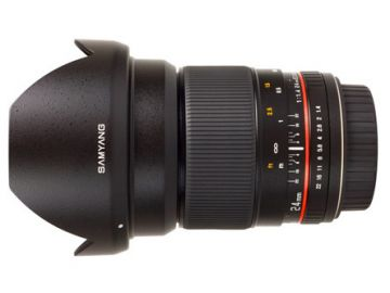 Samyang 24 mm f/1.4 ED AS UMC / Sony E