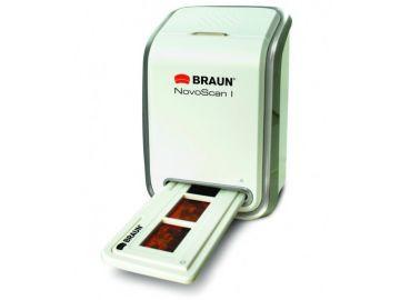 Braun NovoScan I do slajdów i negatywów