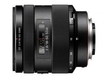 Sony 16-50 mm f/2.8 SSM (SAL1650.AE) / Sony A