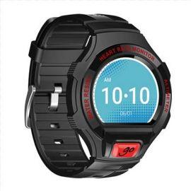 Alcatel One Touch Go Watch SM03 czarny / czerwony