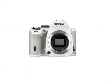 Pentax K-S2 biały + ob. 18-135WR