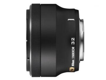 Nikon 1 Nikkor 32 mm f/1.2 czarny