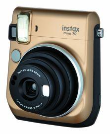 FujiFilm Instax mini 70 złoty