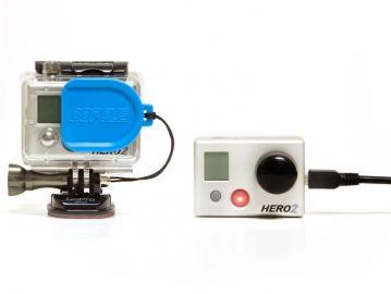 GoPole Lens Cap Kit - zaślepka na obiektyw