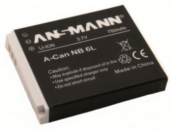 Ansmann A-Can NB-6L