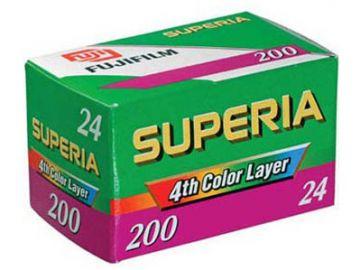 FujiFilm Superia 200/135/24