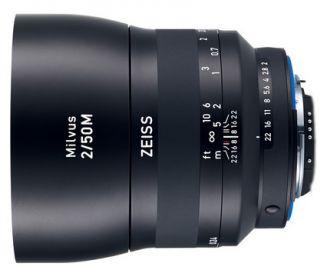 Carl Zeiss Milvus 50 mm f/2 Makro ZF.2 Nikon