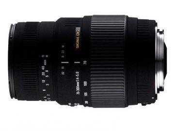 Sigma 70-300 mm f/4.0-f/5.6 DG MACRO / Canon