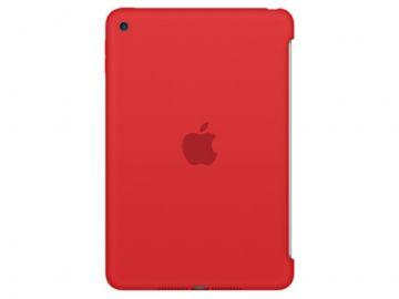 Apple Silicone Case etui silikonowe do iPada mini 4 (czerwone)