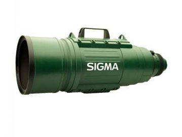 Sigma 200-500 mm f/2.8 DG EX  / Canon