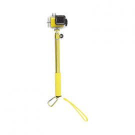 Rollei Selfi Stick XL 1,60m yellow