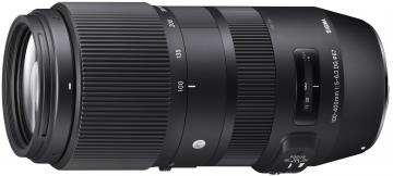 Sigma C 100-400 mm f/5-6.3 DG OS HSM / Canon