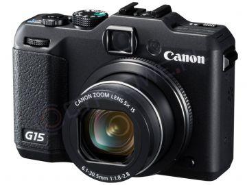 Aparat cyfrowy Canon PowerShot G15