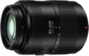 Panasonic LUMIX G 45-200 mm f/4.0-5.6 II POWER O.I.S.