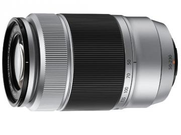 FujiFilm Fujinon XC 50-230 mm f/4.5-6.7 srebrny