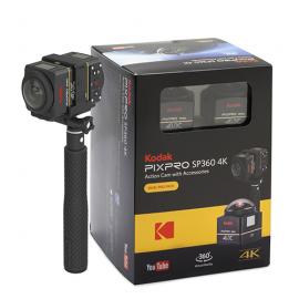 Kodak PIXPRO SP360 4K Dual Pro Pack (2 kamery)