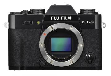 FujiFilm X-T20 body czarny