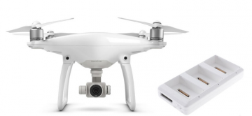 DJI Dron Phantom 4 + Hub ładowania