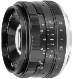 MeiKe MK-35 f/1.7 / Canon EF-M
