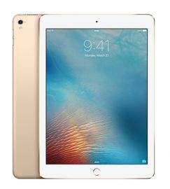 Apple iPad Pro 9.7 cala 256GB WiFi złoty