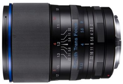 Venus Optics LAOWA 105 mm f/2.0 Smooth Trans Focus (STF) / Canon EF