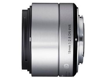 Sigma A 19 mm f/2.8 DN / Micro 4/3 srebrny