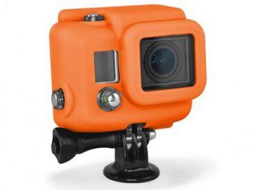Xsories GoPro Hero 3 pokrowiec silikonowy pomarańczowy