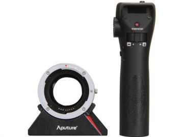 Aputure DEC Kontroler bezprzewodowy z adapterem Micro 4/3 / Canon