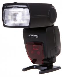 Yongnuo YN-660 z LCD (stopka uniwersalna)