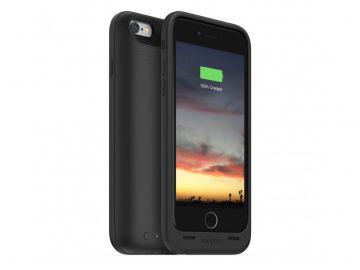 Mophie Juice Pack Air - zewnętrzna bateria (2750 mAh) wraz z obudową do iPhone 6 (kolor czarny)
