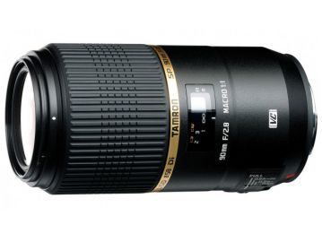 Tamron 90 mm f/2.8 SP Di MACRO 1:1 VC USD/Canon