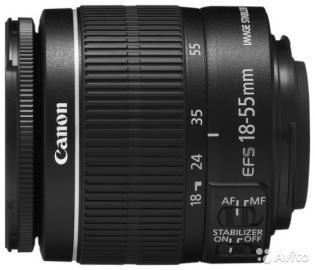 Canon 18-55 mm f/3.5-5.6 EF-S IS II (OEM)
