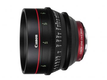 Canon CN-E24 mm T1.5 L F