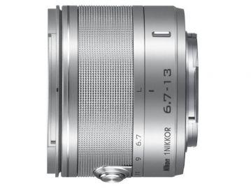 Nikon 1 Nikkor 6.7-13 mm f/3.5-5.6 VR srebrny